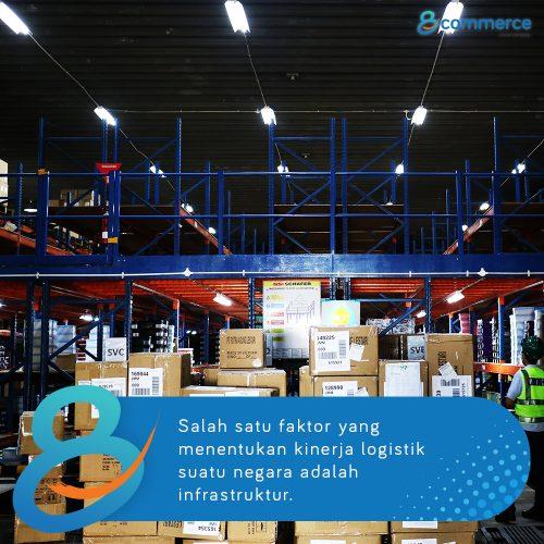Tantangan Besar Bisnis Logistik E-Commerce Dari Segi Infrastruktur